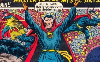 Stephen Strange - Doctor Strange