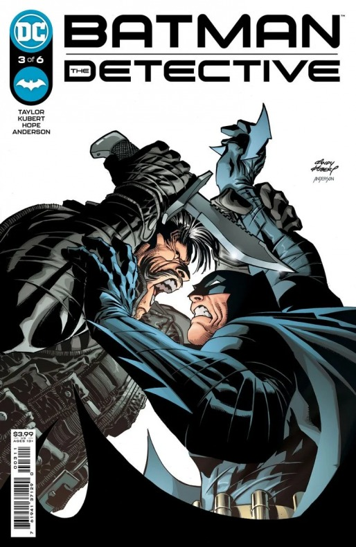 Tom Taylor - Batman; The Detective