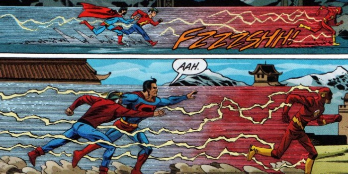 Superman Jay Garrick 1 1