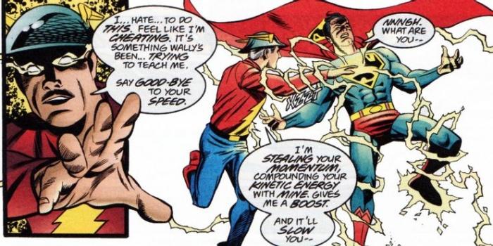 Superman Jay Garrick 2