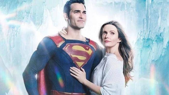 Superman y Lois Lane de The CW