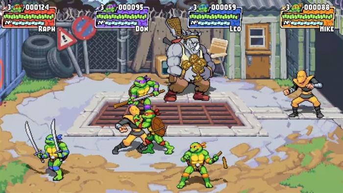 Teenage Mutant Ninja Turtles 02