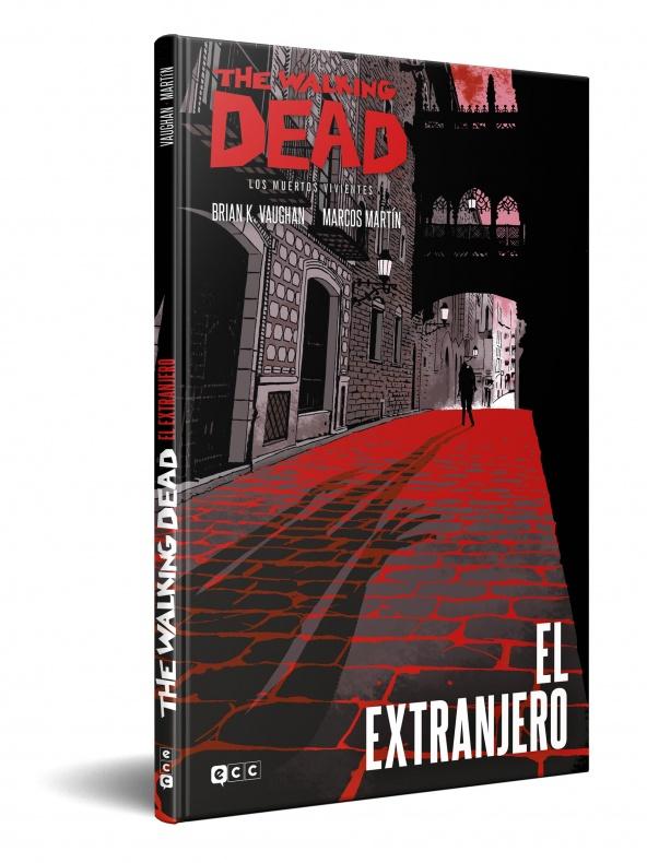 The Walking Dead Los muertos vivientes El extranjero 01