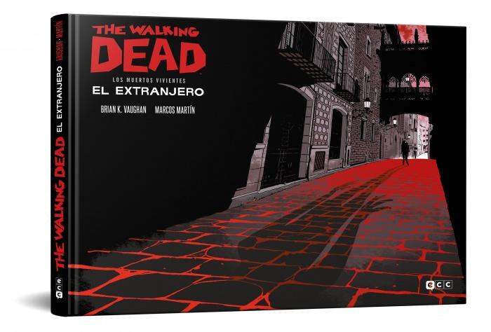 The Walking Dead Los muertos vivientes El extranjero 02