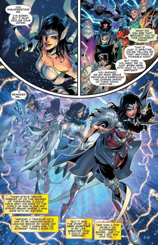 Wonder Woman Infinite Forntier Nuevo Uniforme 02