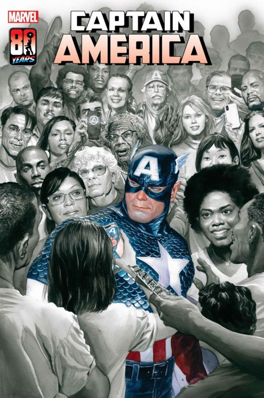 captain america 30