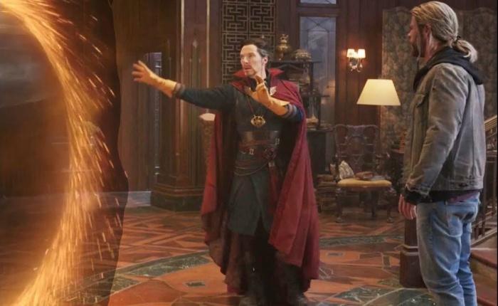 Stephen Strange - Thor: Ragnarok