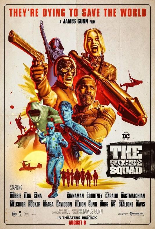 El-Escuadron-Suicida-James-Gunn-Trailer-oficial-poster-oficial
