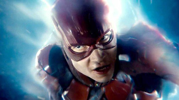 la liga de la justicia flash