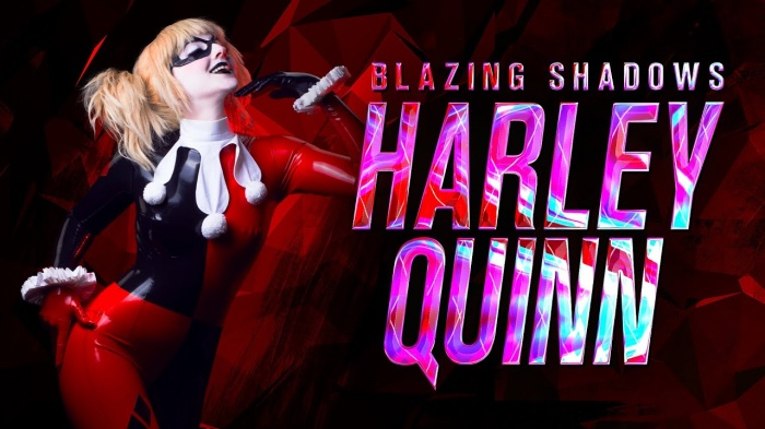 Harley Quinn: Blazing Shadows