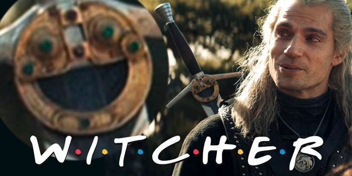 the witcher friends