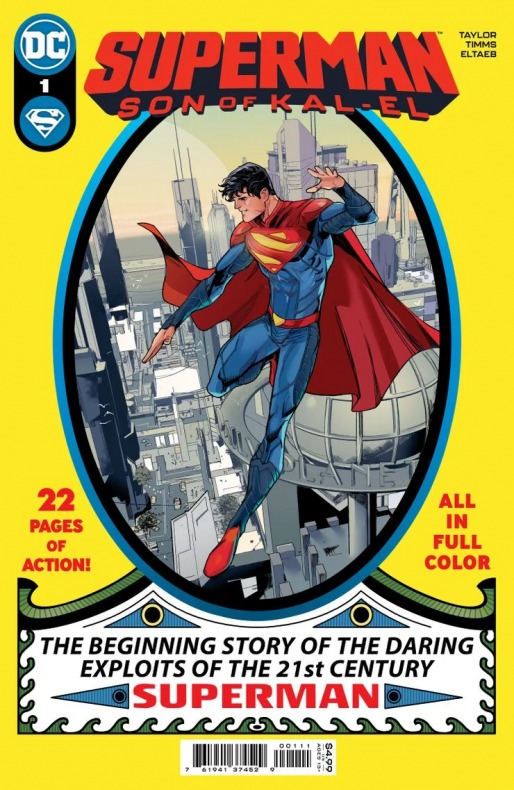 Superman - Jonathan Kent - DC Comics