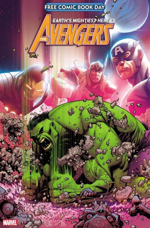 Marvel - Día del Cómic Gratis