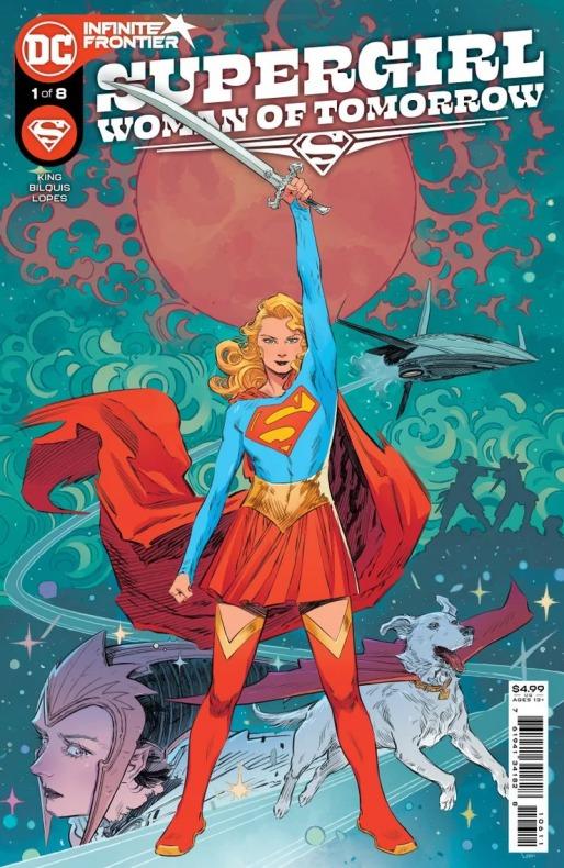 Supergirl - Tom King - Gary Frank