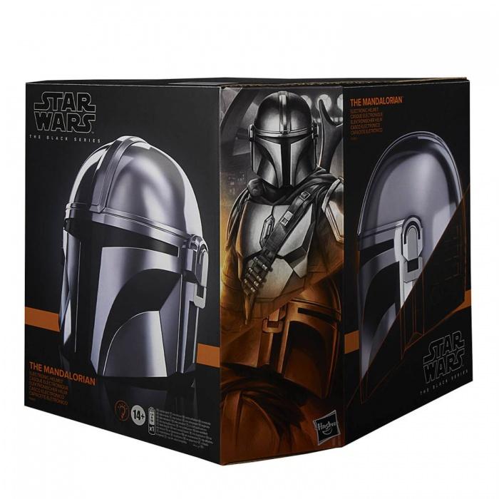 Hasbro - Casco - Réplica - The Mandalorian - Star Wars
