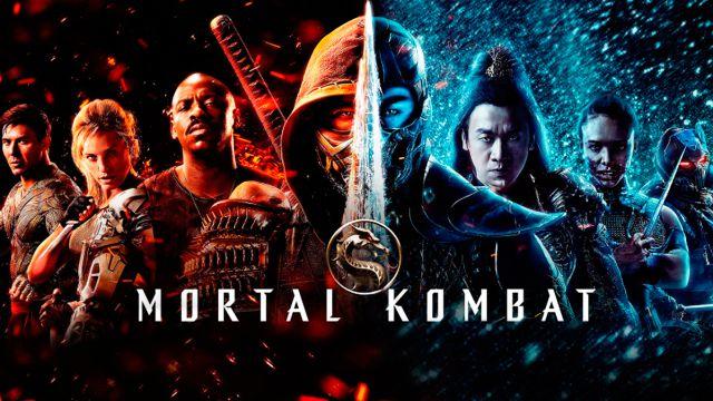Mortal Kombat - HBO Max