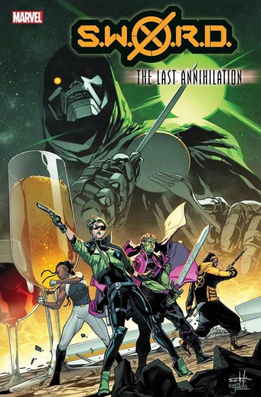 Marvel - The Last Annihilation