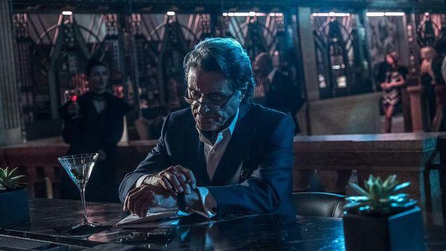 Ian McShane - John Wick - The Continental - precuela de John Wick - Lionsgate