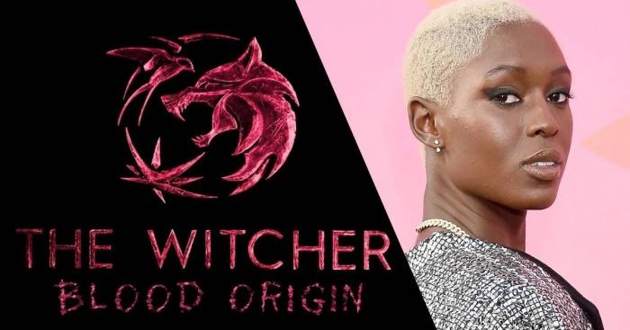 The Witcher: Blood Origin-Jodie-Turner-Smith-The Witcher-precuela