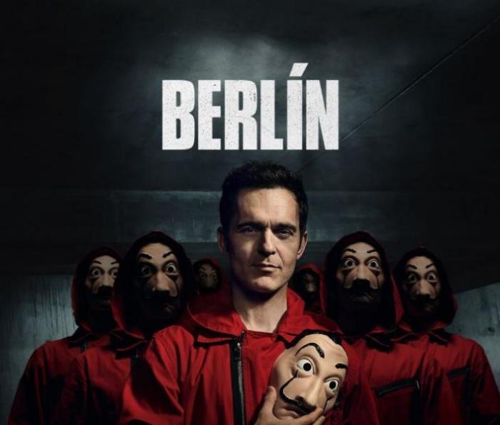 La casa de papel- Pedro Alonso- Netflix- Temporada 5