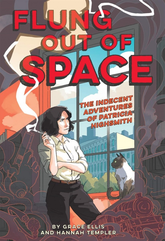 Flung out of space Patricia Highsmith