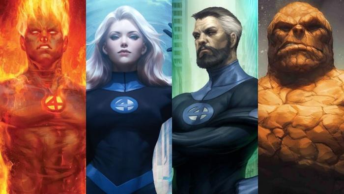 Los 4 Fantásticos - UCM