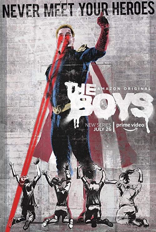 Amazon Prime Video - The Boys