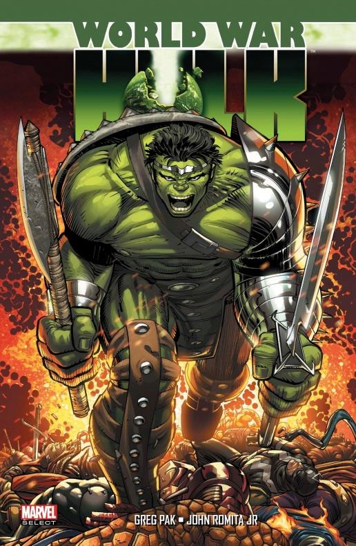 Marvel - Vengadores -World War She-Hulk