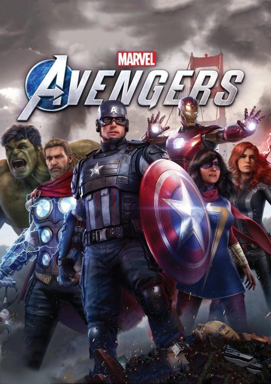 Marvel's Avengers - UCM