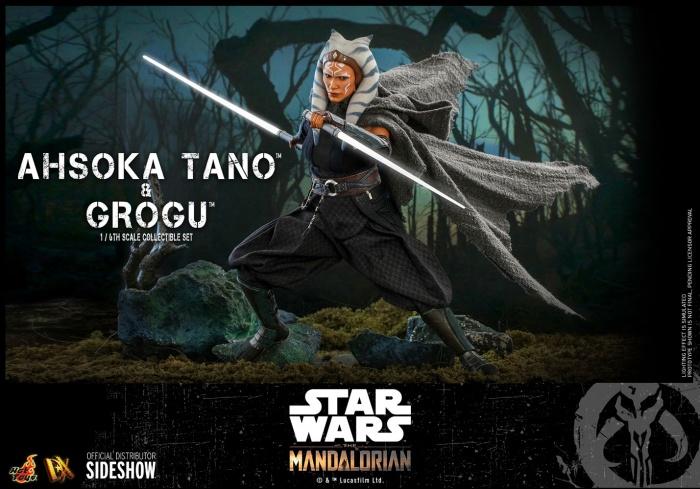 Ahsoka Tano - Baby-Yoda-Grogu-Hot-Toys-Star-Wars-020