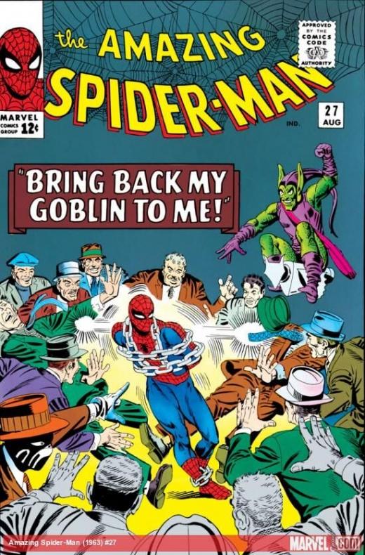 Amazing Spider Man Vol 1 27