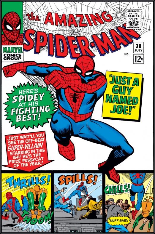 Amazing Spider Man Vol 1 38