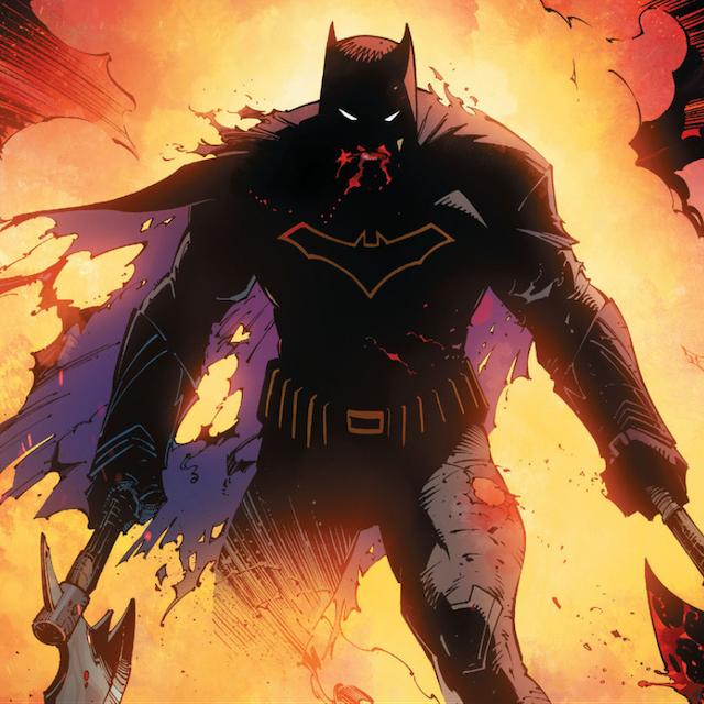 Batman noches oscuras metal 1 4 3