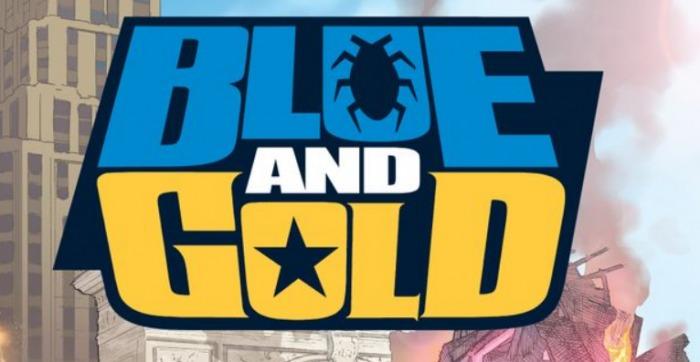 Blue Beetle - Booster Gold - Blue & Gold - DC Comics - Serie limitada - Noticia Cómics - (2)
