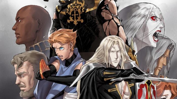 Castlevania Season 4 Poster 1 1