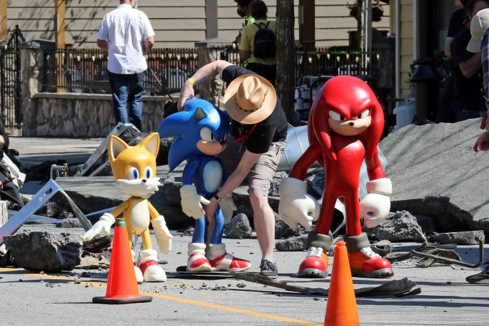 Sonice the Hedgehog 2