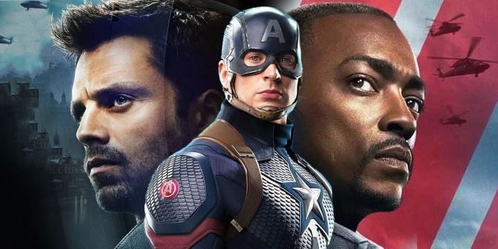 Falcon y el Soldado de Invierno - Capitán América - 000