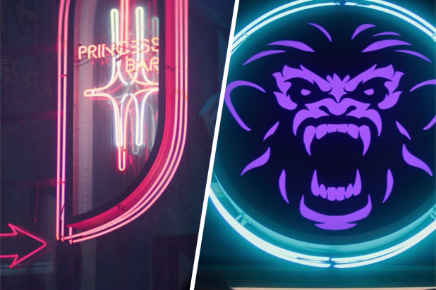 Falcon y el Soldado de Invierno Princess Bar Brass Monkey Saloon