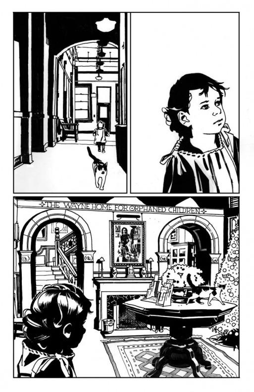 Catwoman - Batman - Selina Kyle - Bruce Wayne  - DC Comics