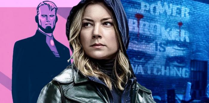 Sharon Carter - Emily VanCamp - Falcon y el Soldado de Invierno - Agente de Poder - Capitán América - power broker