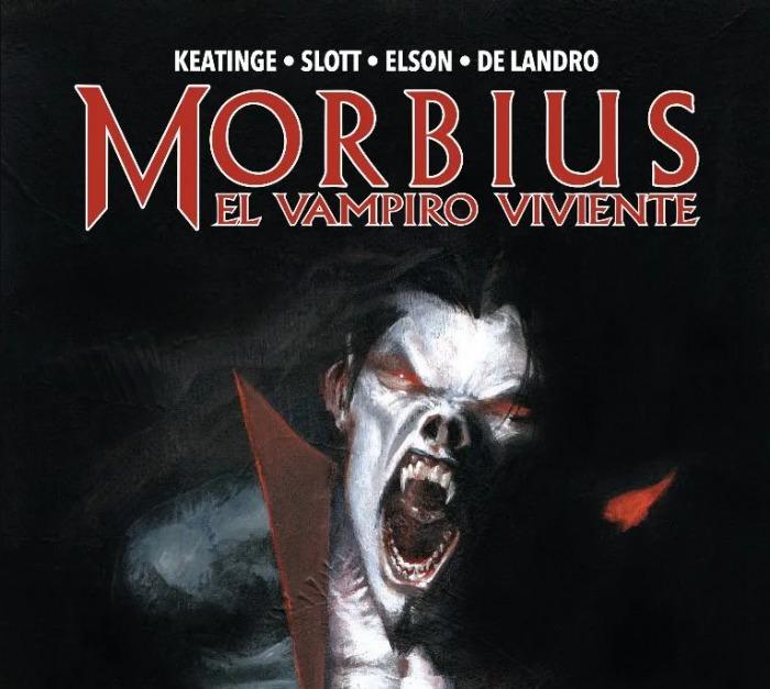 Marvel Omnibus Morbius: El Vampiro Viviente