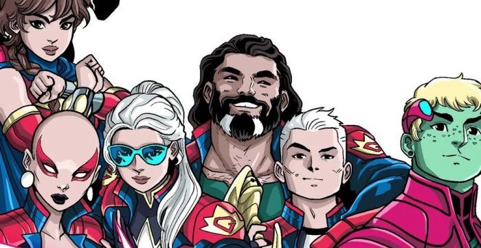 Marvel's Voices - Marvel Comics - Pride - Mes del orgullo