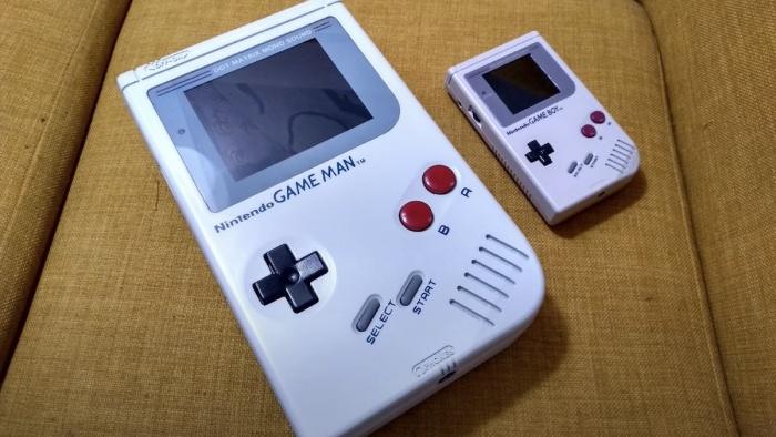 Game Man - Game Boy - Nintendo