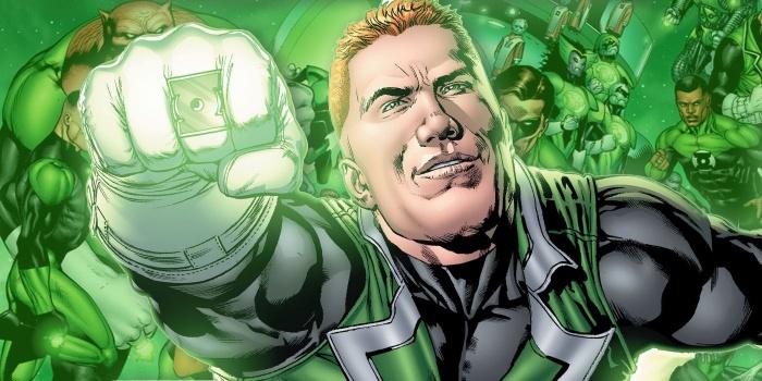 Guy Gardner Green Lantern header