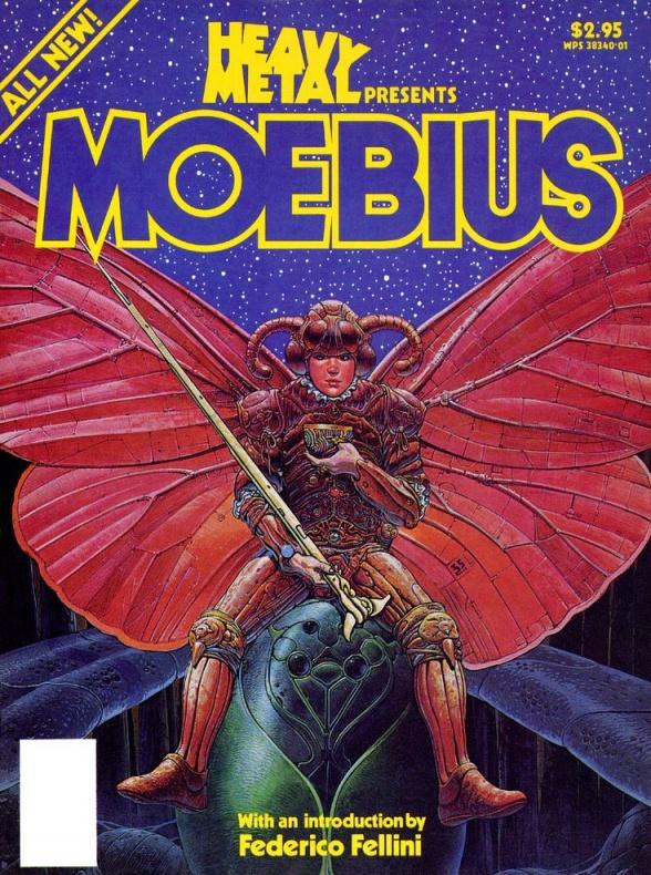 Heavy Metal Moebius