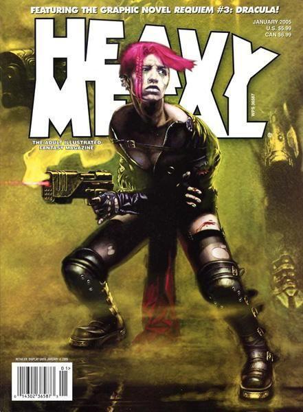 Heavy Metal Suydam 1