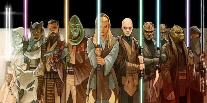 the-high-republic-Star-Wars-Disney cómic del mes