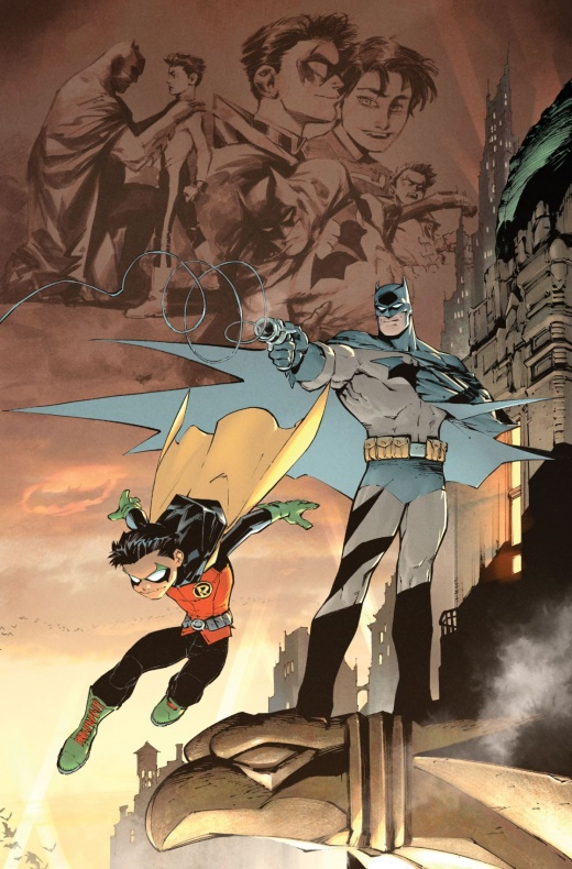 Damian Wayne - Robin