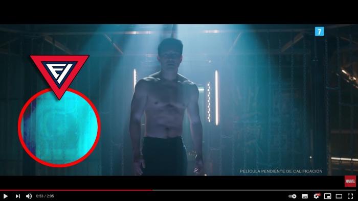 Shang-Chi Capitan America Escudo