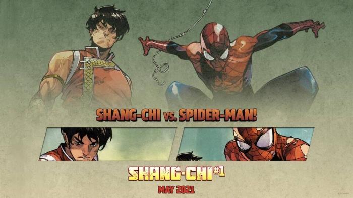 Shang-Chi - Spiderman